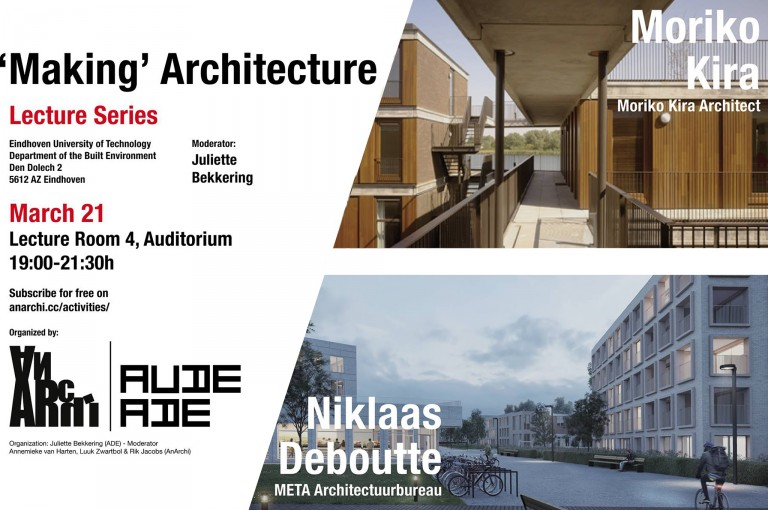 Lecture 'Making Architecture' at TU Eindhoven