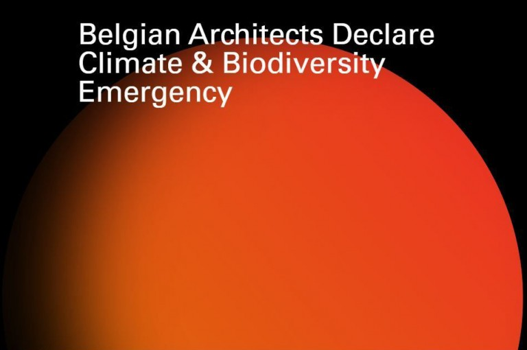 As one of the founding fathers META signs the petition 'Belgian Architects Declare Climate & Biodiversity Emergency'