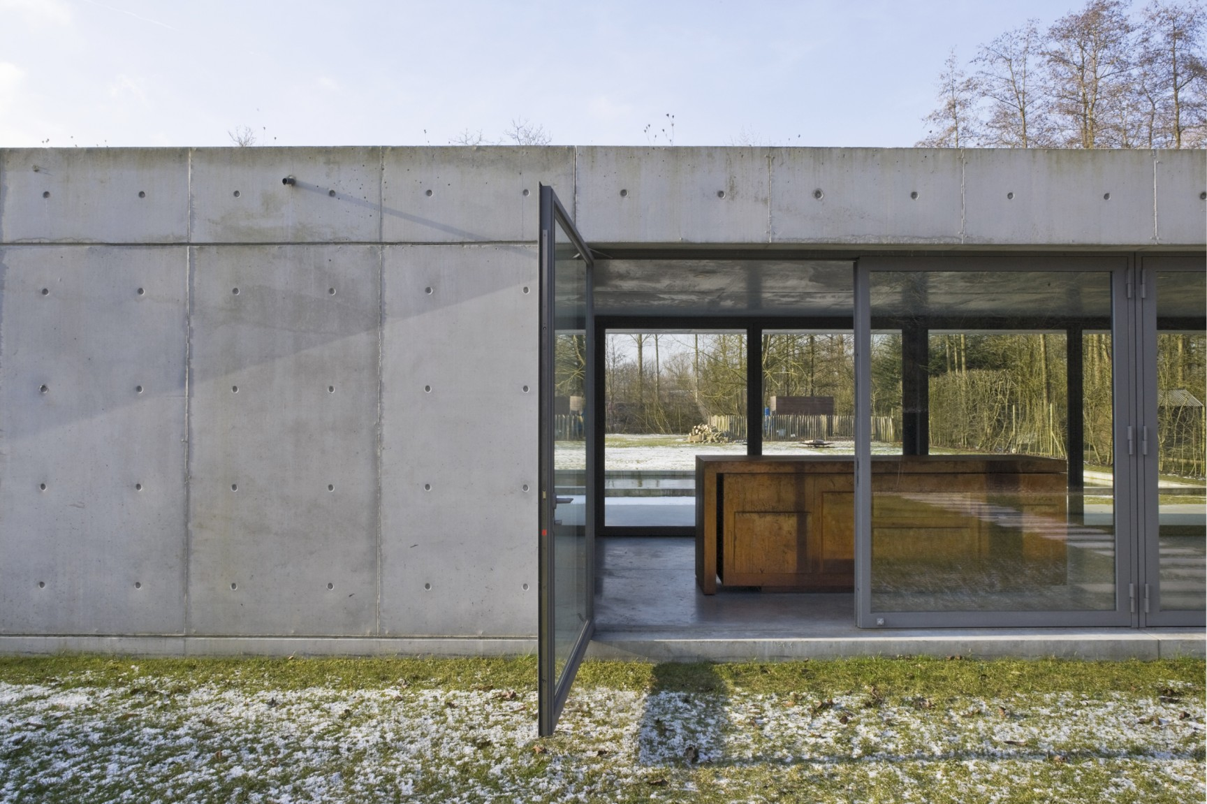 Poolhouse Buitenland